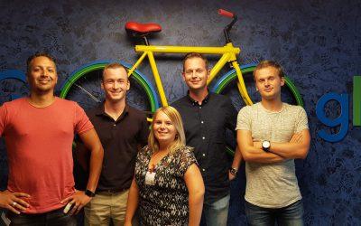 Bij Google HQ Amsterdam kregen wij een training over de 4 A's van Google.